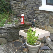 AquaDea Trinkwasserfilter und Trinkwasserwirbler in Irland installiert.