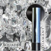 Wirbeldusche LifePower 7<br>Gold ROH-Diamant mit 3 Bergkristall und 3 Rosenquarz Wirbel Kammern