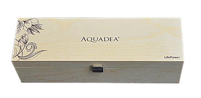 Wirbel-Dusch Kiste Aquadea