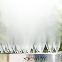 TITAN29 Regen-Dusche<br>mit 29  Kristallwirbelkammern