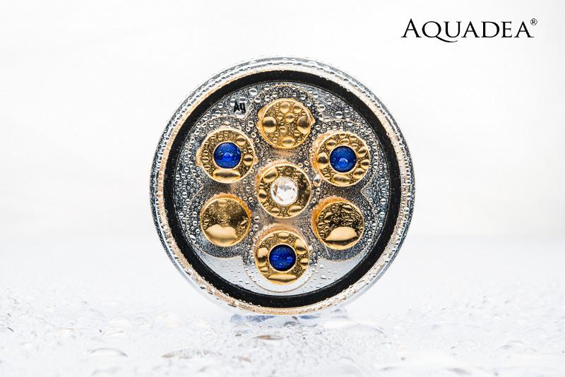 Lifepower7 Lapis-Lazuli Silber Gold Aquadea