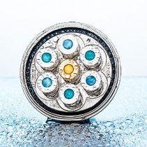 Larimar7 Kristall-Wirbel-Dusche